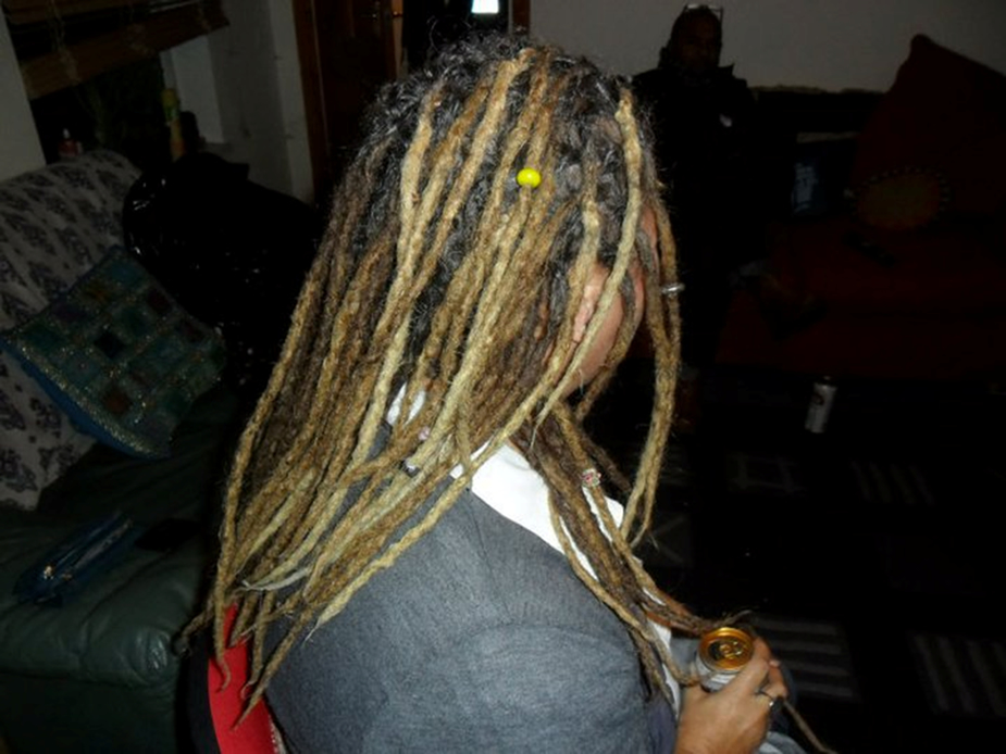Maintenance on natural dreads