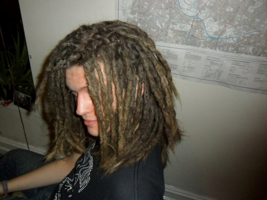 Natural Dreads from scratch