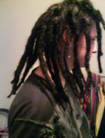 Brand new dreads