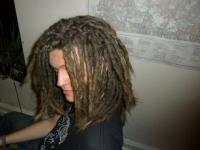 Lovely tidy dreads